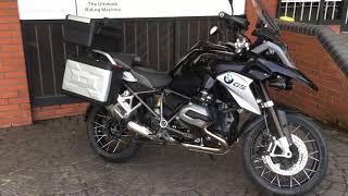 8. R1200GS TE Triple Black