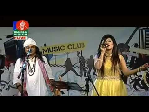 Download Cherede Nouka Ami Jabo Modina   Bangla Folk Song   By Bindu Kona HD Mp4 3GP Video and MP3