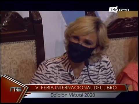 VI feria Internacional del Libro Edición Virtual 2020