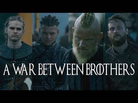 Vikings || A War Between Brothers