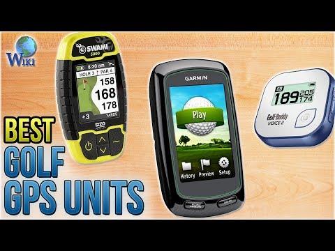 10 Best Golf GPS Units 2018