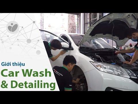 Xe.Tinhte.vn   Rửa xe chi tiết Car Wash Detailing; 2,5 triệu/lần