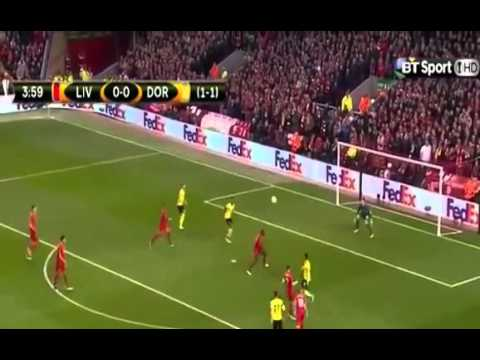 Liverpool Vs Borussia Dortmund 4-3 Europe League All Goals And Highlights