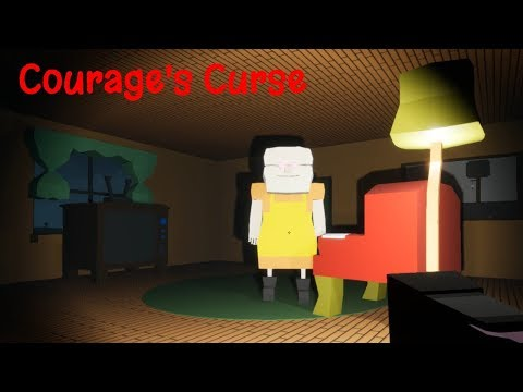 Courage's Curse Full Playthrough Gameplay (Free Indie Horror Game)
