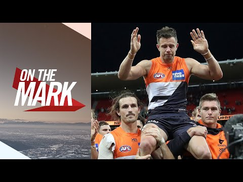 A compelling and emotional chat with Brett Deledio | On The Mark