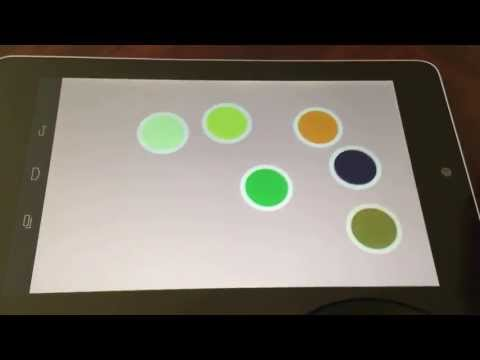 Video of Color Dots - Infant & Baby App