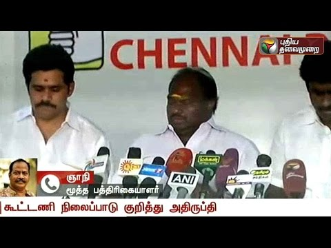 Political-commentator-Gnani-talks-about-DMDK-cadres-stand-against-People-Welfare-Front