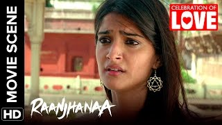 Nonton Dhanush Agrees To Help Sonam With The Love Of Her Life   Raanjhanaa   Celebration Of Love Film Subtitle Indonesia Streaming Movie Download