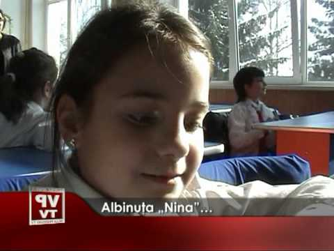 Albinuţa Nina