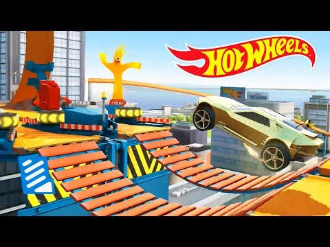Hot Wheels: Race Off - Daily Race Off And Supercharge Challenge #38 | Android Gameplay | Droidnation