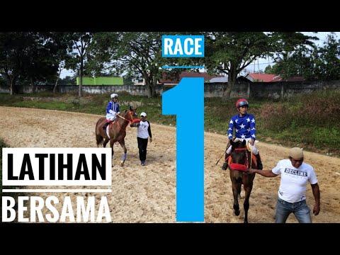ARTHA 198 || MONICA DUPONT || LATIHAN BERSAMA PAYAKUMBUH || RACE 1 PERDANA CD 600 M