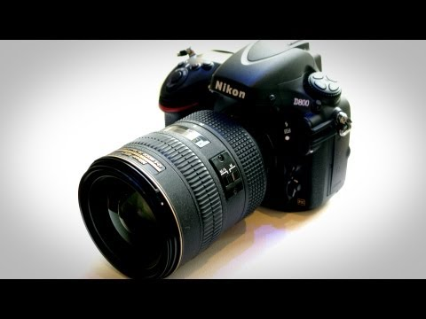 Nikon D800 and D800E - Hands on Which? first look review