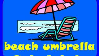 The Summer, Learn English Vocabulary