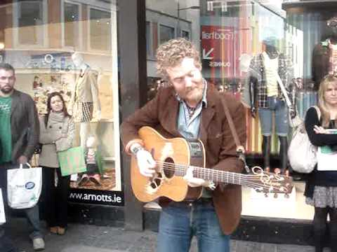 glen hansard busking, say it to me now