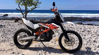 7. KTM 690 Enduro R Review 4,000 Miles - Spilling the 690's Beans
