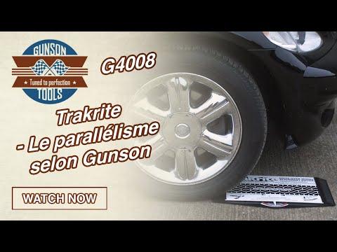 G4008 -Trakrite - Le parallélisme selon Gunson