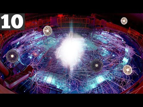 Nuclear Reactor Engine Starting Up - AMAZING