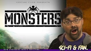 Nonton Monsters   Movie Review  2010  Film Subtitle Indonesia Streaming Movie Download