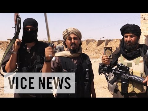 Bulldozing the Border Between Iraq and Syria%3A The Islamic State %28Part 5%29