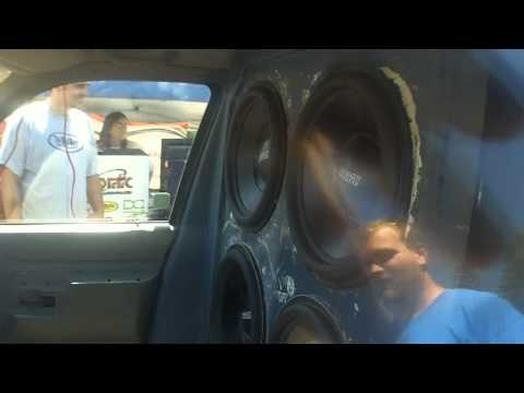 loudest - Mike Todd Getting Loudest Of The Day With A 157.6! Thanks For Rating & Subscribing! http://www.youtube.com/EXOabigdeal Sanford Sound Bikini Car Wash 2011 Car...