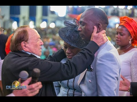 Dr Morris Cerullo - Dramatic Move Of God In Nigeria 2018
