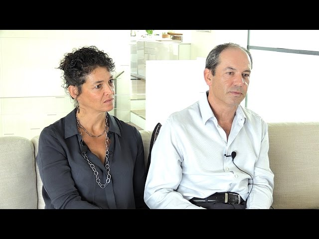 Why Give: David and Lisa Issroff, Co-founders, David and Lisa Issroff Foundation