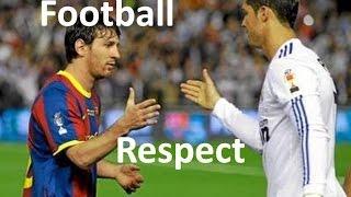 football respect beautiful moments (1/2)PARTE 2:https://youtu.be/B-hM5oGvZqYEXTRA TAGS:football respect moments football respect moments 2014football respect moments 2015football respect moments cristiano ronaldofootball respect moments messifootball respect moments ronaldinhofootball respect 2015https://youtu.be/Tx_m6YfVtXIhttps://www.youtube.com/channel/UCEosomDIy2Ry0Si95lU72rA