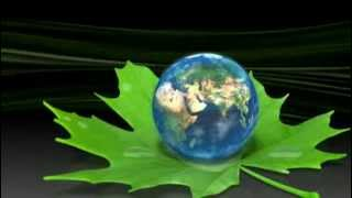 Earth On Leaf Live Wallpaper YouTube video