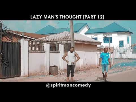 Lazy man's thought part 12 - Spiritman comedy