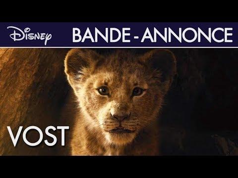 Le Roi Lion - Bande Annonce VOST