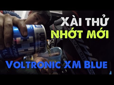 Thay nhớt Voltronic XM Blue cho Winner 150 - Súc rửa động cơ - Phủ sứ Ceramic | MinC Motovlog - Thời lượng: 10:25.