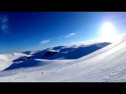Off-piste on Cairngorm 6th March 2016 (Music Version!)