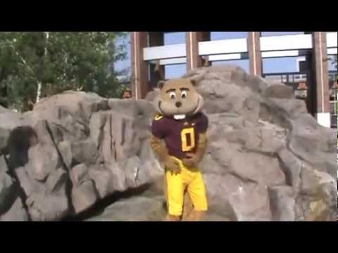 Watch This: Big Ten Mascots Perform 'Call Me Maybe'