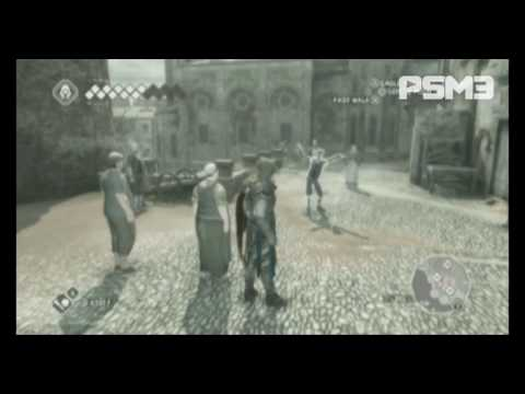 PSM3 Presents...Assassin's Creed II video review