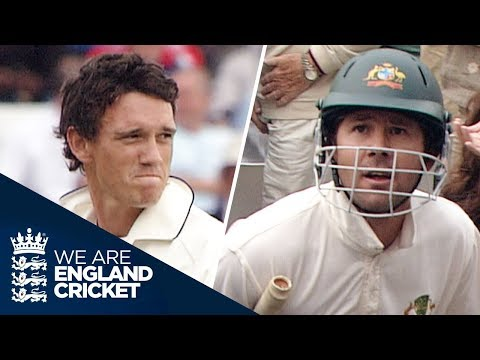 Ricky Ponting Run Out By Sub Fielder Gary Pratt: Trent Bridge 2005 Ashes - Live Coverage