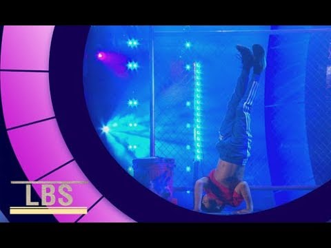 Meet Jeffrey the Crazy Talented Breakdancer | Little Big Shots Aus Season 2 Episode 6