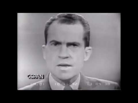 John F. Kennedy vs Richard Nixon - First Presidential Debate 1960