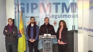 El Grupo Independiente Pro Municipio de Torre del Mar (GIPMTM) condena enérgicamente la situación vi