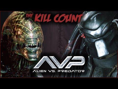 Alien vs. Predator (2004) KILL COUNT