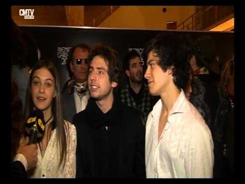 Aliados video Entrevista CM  - Premios Gardel 2015
