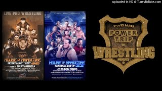 Full Episode Download Link:https://www.podomatic.com/podcasts/tmptow/episodes/2017-08-10T21_00_00-07_00For this and every other episode of The Two Man Power Trip of Wrestling please subscribe to us on iTunes, Podomatic, Player FM, Tune In Radio and The IRW Network, The EXCLUSIVE home of The Triple Threat Podcast featuring Shane Douglas & TMPToW. As well as follow us on Twitter @TwoManPowerTrip-Video Upload powered by https://www.TunesToTube.com