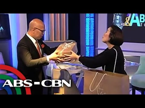 Boy - Kris Aquino surprised her long-time co-host and close friend Boy Abunda, who turned 59 on October 29, during the live episode of