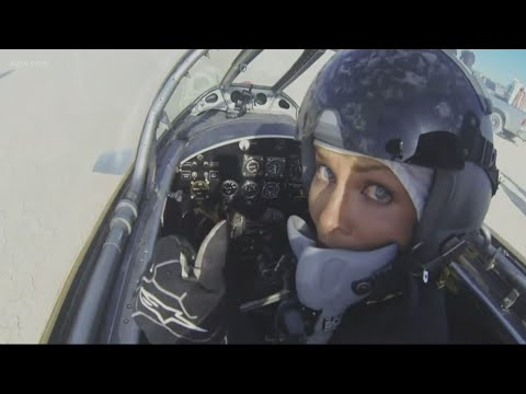 Jessi Combs dies in Oregon while trying to set new women's land speed record