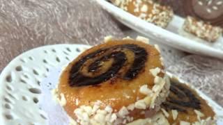 Gateau Algerien / Makrout Roulé Ou Makrout Frit