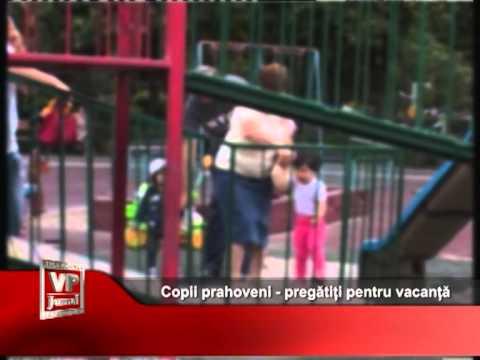 Copii Prahoveni pregătiți – pentru vacanță