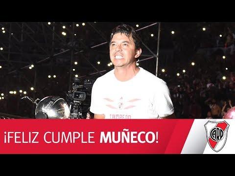 ¡Feliz cumple Muñeco! ? 43 goles signficativos en su era como técnico