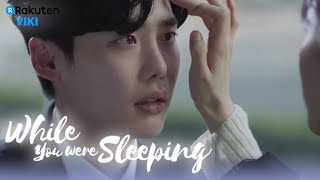 Video While You Were Sleeping - EP3 | Suzy Puts on Medicine for Lee Jong Suk [Eng Sub] MP3, 3GP, MP4, WEBM, AVI, FLV Maret 2018