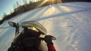 5. ski-doo grand touring 600ace