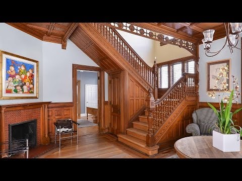 A grand Victorian charmer in Evanston's Ridge Historic District