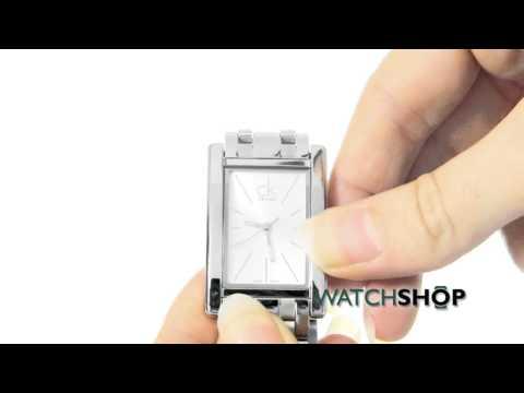 Calvin Klein Ladies' Refine Watch (K4P23146)